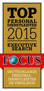 TOP-Personaldienstleister 2015 Executive Search